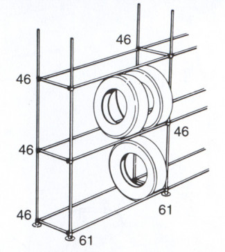 Plans and Inspiration for Pipe Furniture and Structures