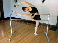 DIY Freestanding Ballet Barre for Any Age, Height, and ...