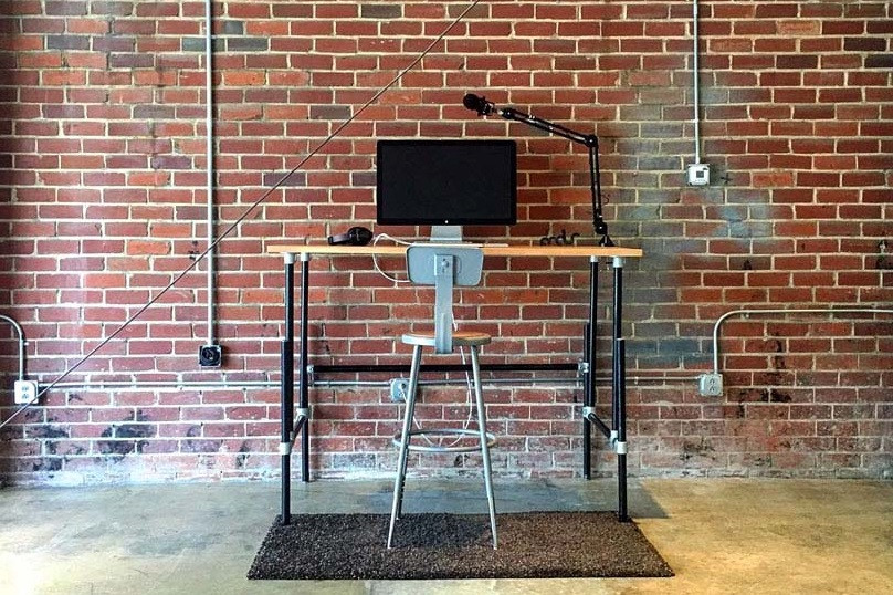 37 diy standing desks