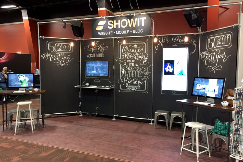 19 DIY Trade Show Booth  Banner Ideas to Copy for Your