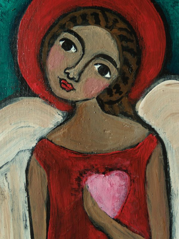 Holy Spirit Filled Art Work Angel Paintings Sbc4him'