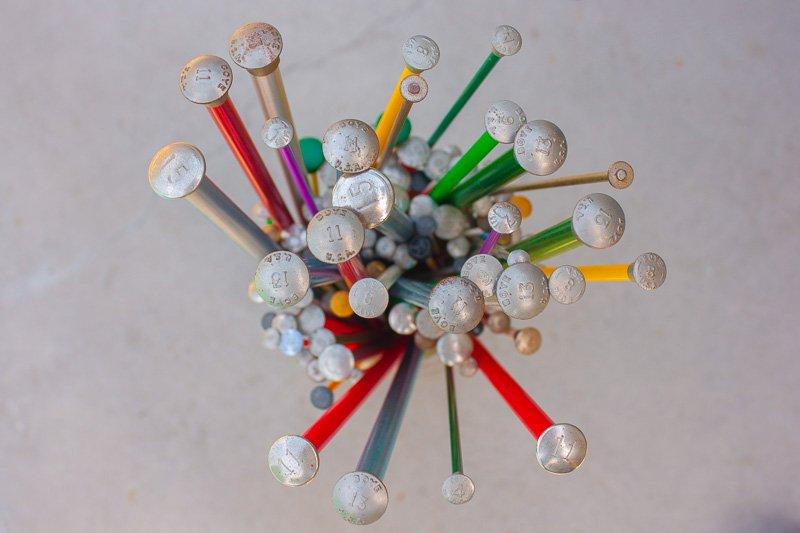 Knitting Needles  – Casey Fineberg