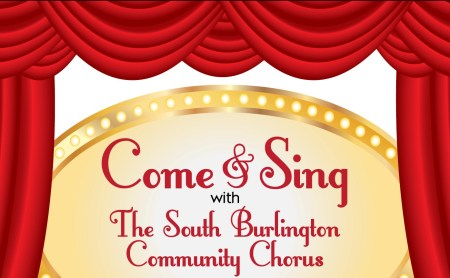Come & Sing Banner