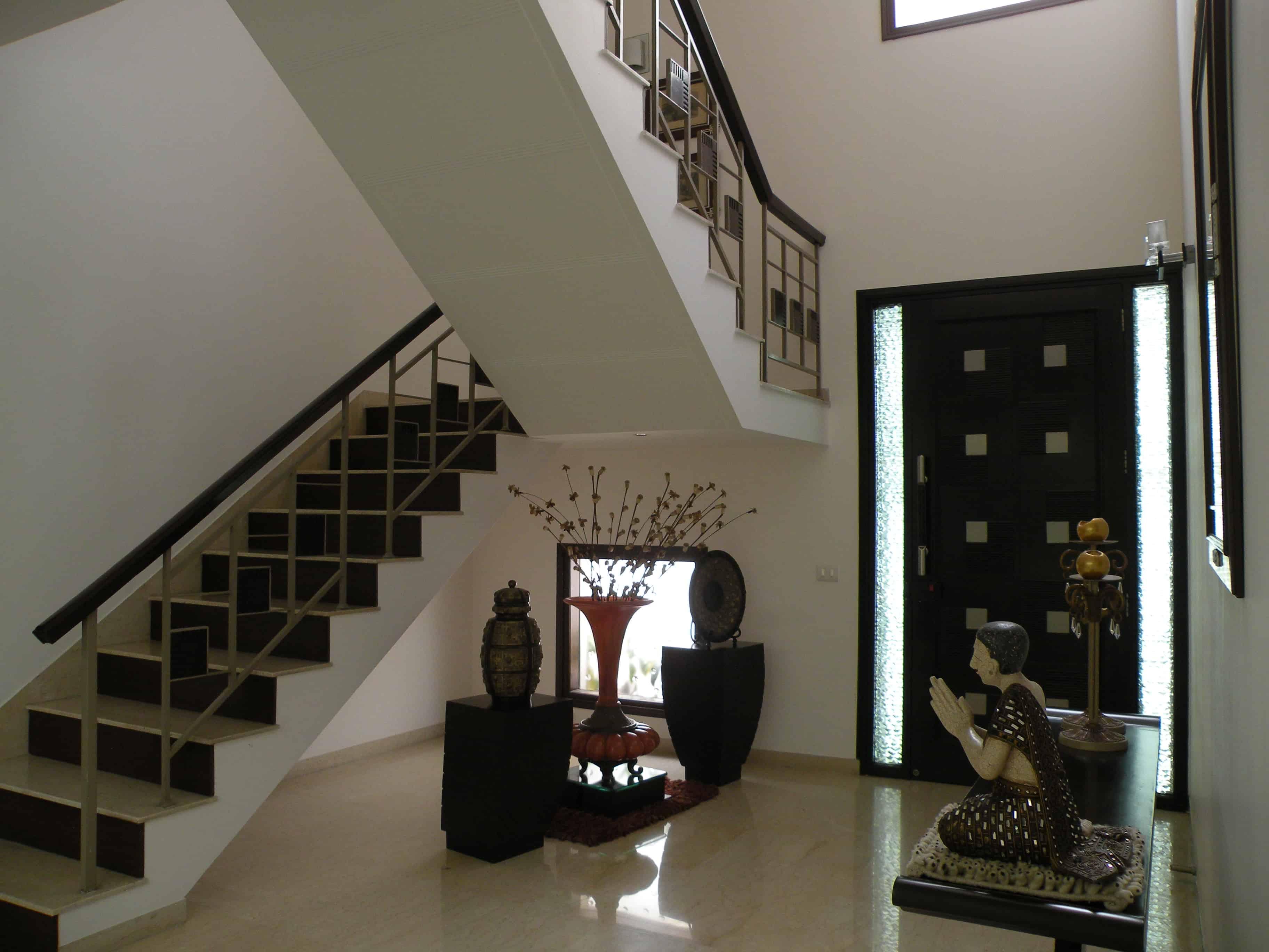 Sleek Staircase