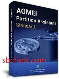 AOMEI Partition Assistant 9.2.1 Crack