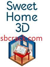 Sweet Home 3D 6.5.2 Crack