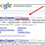 Does Cooperative Program = Missions?