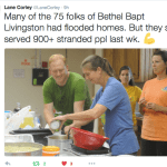 Southern Baptists: Time to Help Louisiana Flood Victims