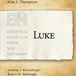 A Greek guide for the book of Luke and a FREEBIE too!