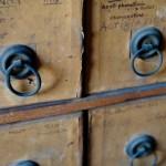 Locked Compartments (Ann Hibbard)