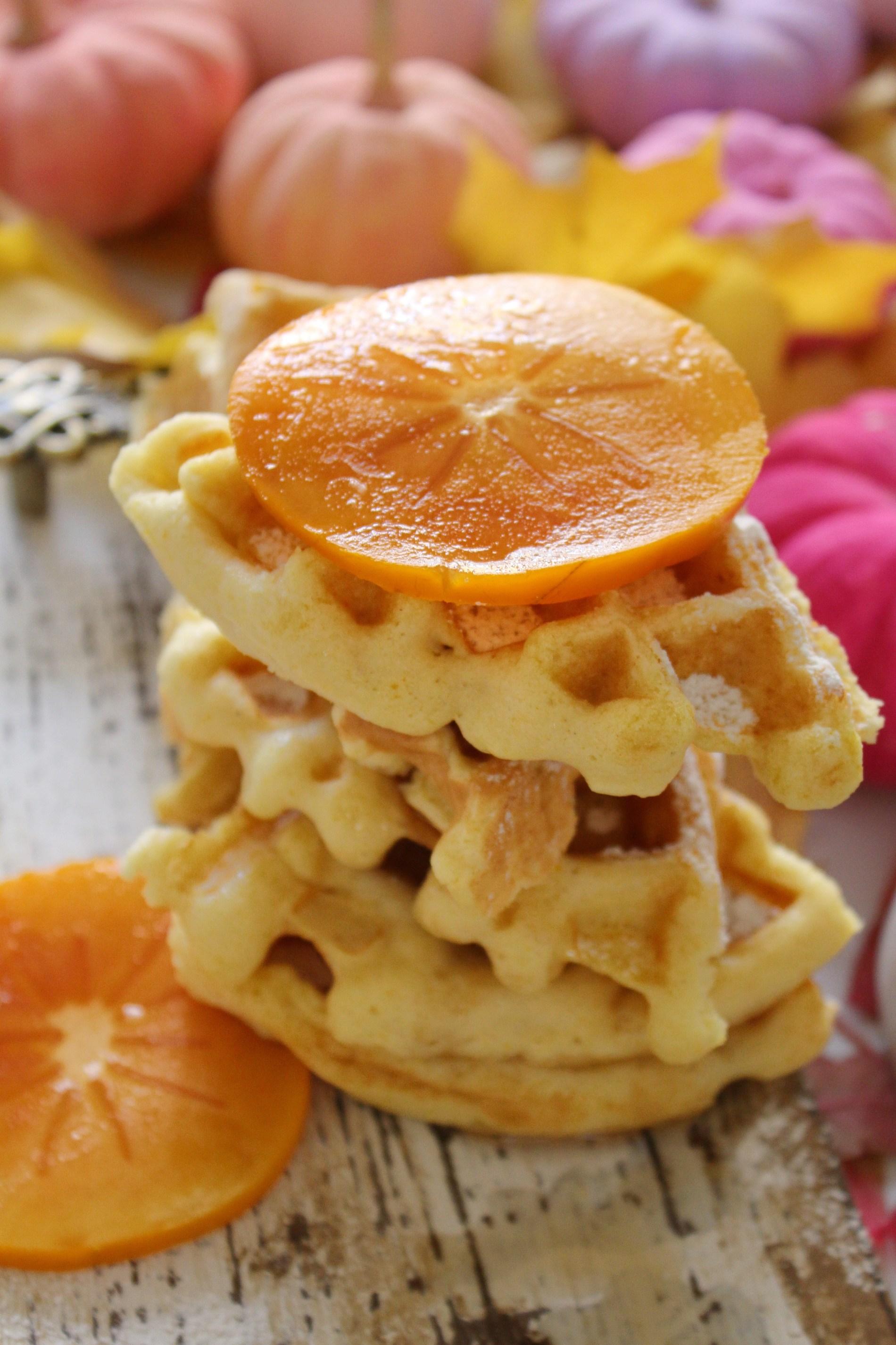 waffles & pumpkins