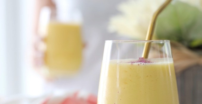 The Perfect Mango Lassi