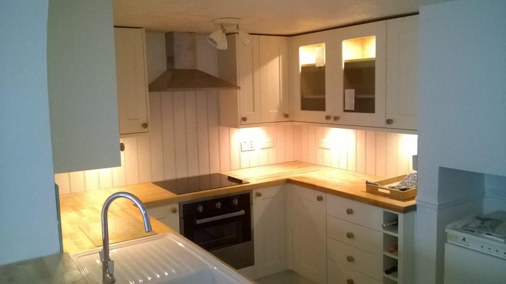 medium resolution of s b electrical kitchen installation