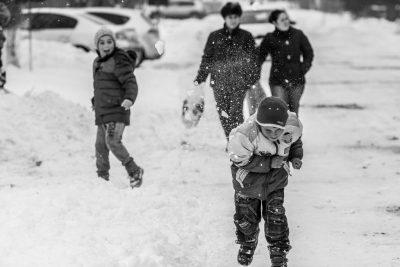Опасности зимней погоды