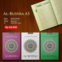 Mushaf 2 Warna Al Busyra A5