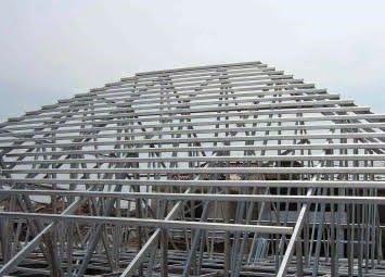 harga rangka atap baja ringan klaten jasa pemasangan bajaringan termurah di dan