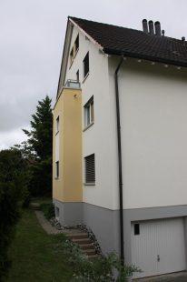Fassaden nach Sanierung
