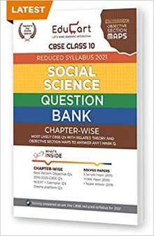 Educart CBSE Social Science Class 10 Question Bank PDF