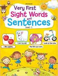Very First Sight Words Sentences PDF Book Free Download