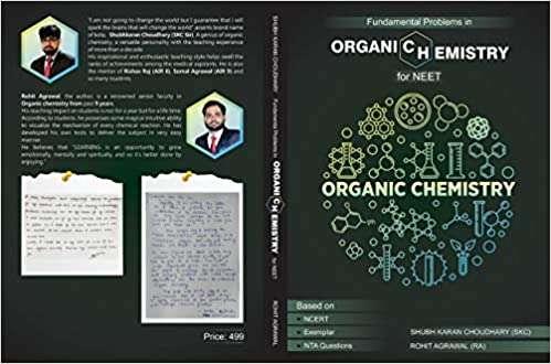 Fundamental Problems In Organic Chemistry For NEET PDF