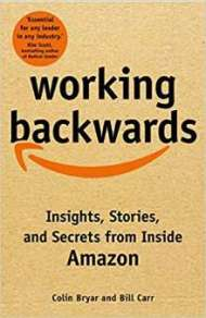 Working Backwards PDF By Colin Bryar