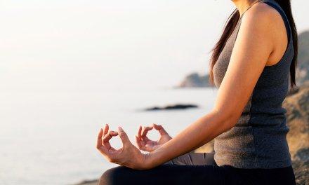 Meditar regularmente. Isso é mais benéfico que tirar férias