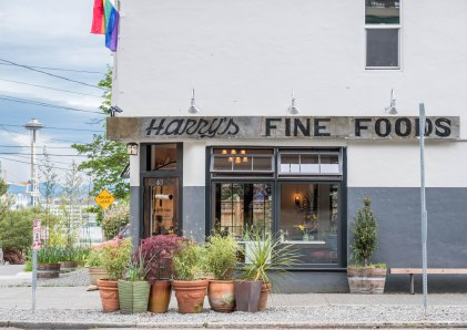 Harry's Fine Foods, Capitol Hill, Seattle.