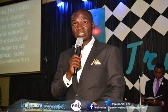 Koinonia 2011 Audio Messages with Apostle Joshua Selman