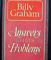 Download Answers to Life's Problems By Billy Graham