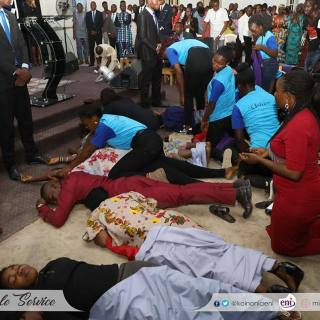 Download April 2011 Miracle Service with Apostle Joshua Selman