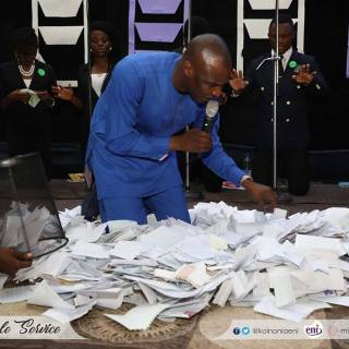 Download Koinonia 2018 Miracle Services with Apostle Joshua Selman at www.sbicconnect.com