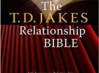 The T.D. Jakes Relationship Bible T D Jakes epub