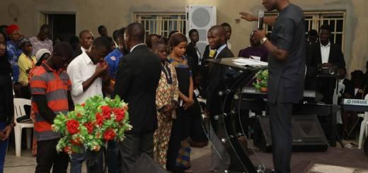 October 2011 Miracle Service with Apostle Joshua Selman
