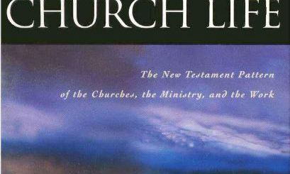 Download The Normal Christian Church Life PDF by Watchman Nee at www.sbicconnect.com