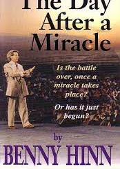 Download The Day After a Miracle by Benny Hinn