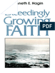 Download Exceedingly Growing Faith by Kenneth E Hagin