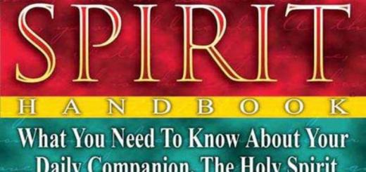 Download The Holy Spirit Handbook by Mike Murdock