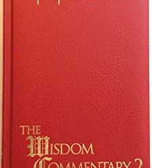 Download The Wisdom Commentary, Volume 2 by Mike Murdock
