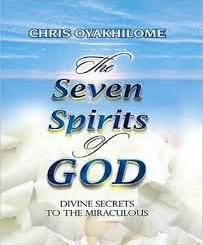 Download Seven Spirits of God by Pst Chris Oyakhilome