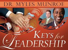 Download Keys for Leadership By Myles Munroe