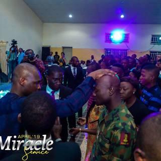 Download April 2019 Miracle Service - Grand Finale of Seven Days Koinonia Revival with Apostle Joshua Selman Nimmak