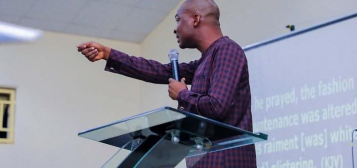 Download The Be-Attitudes Koinonia with Apostle Joshua Selman Nimmak