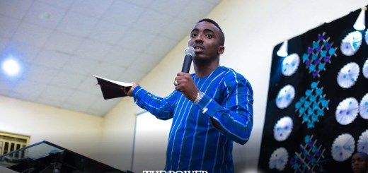 Download The Power of Mastery Koinonia with Pastor Olukeji Ejimi Adegbeye
