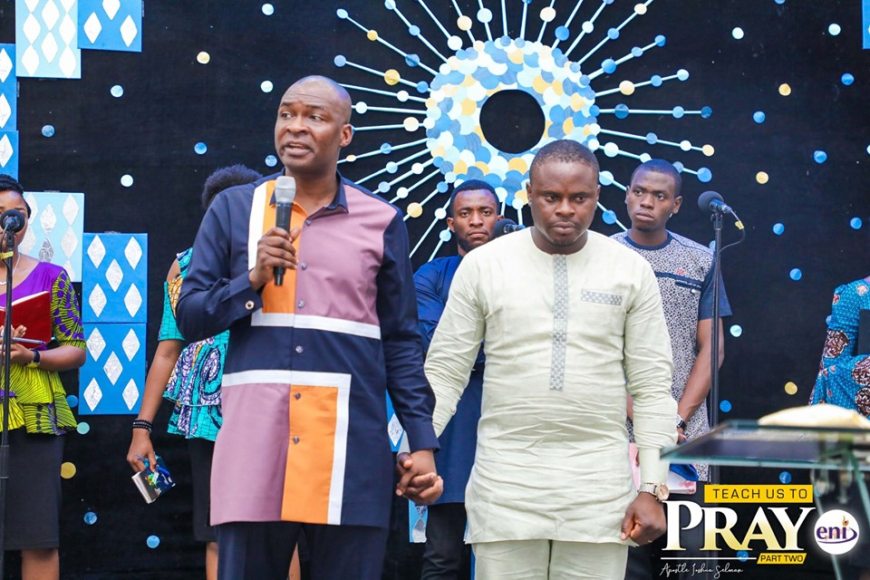 Download Teach Us To Pray Part Two Koinonia with Apostle Joshua Selman Nimmak