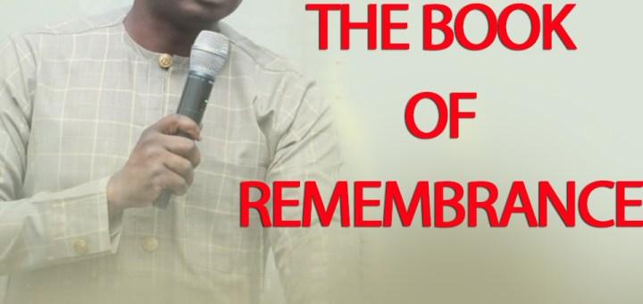 Download The Book of RemembranceKoinonia with Apostle Joshua Selman Nimmak