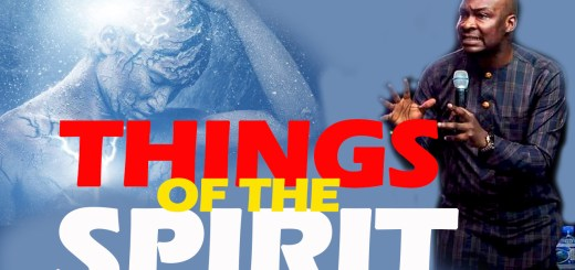 Download Things of The Spirit Koinonia with Apostle Joshua Selman Nimmak