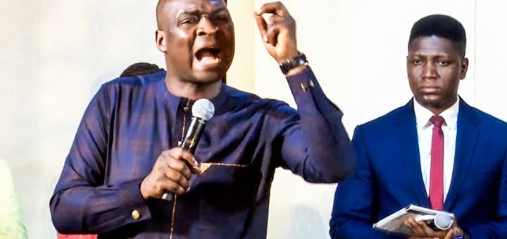 Download The Mystery of Prevailing Prayer Part Three Koinonia Abuja with Apostle Joshua Selman Nimmak