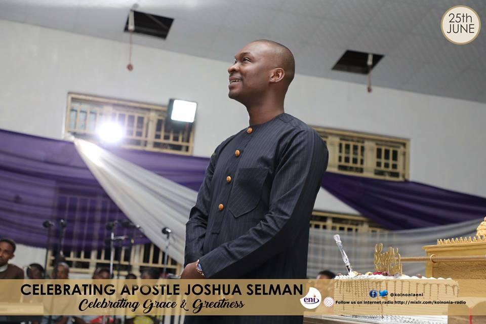 Download Open Heavens Day2-MEDILAG with Apostle Joshua Selman