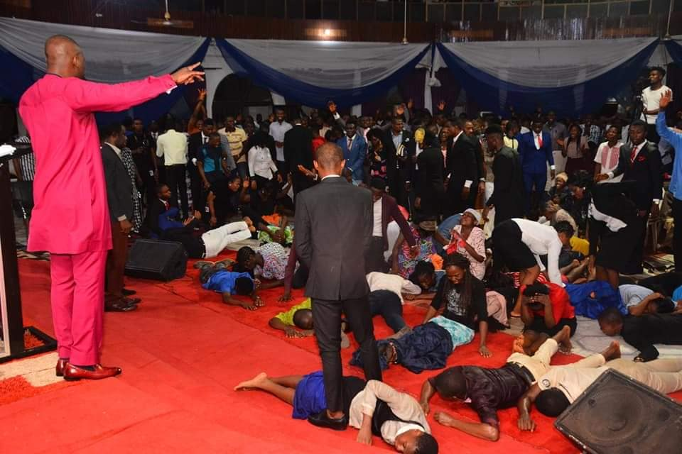 Download Glory of His Presence Part Two with Apostle Joshua Selman Nimmak