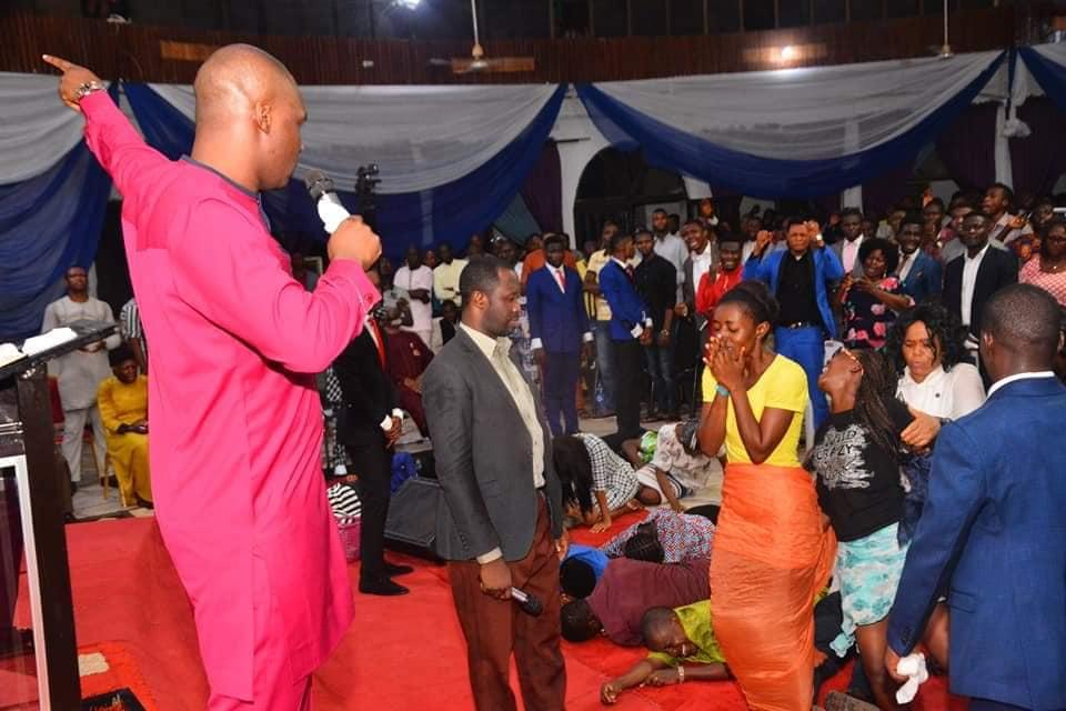 Download Ebonyi Apostolic Invasion Part One with Apostle Joshua Selman Nimmak at JFM